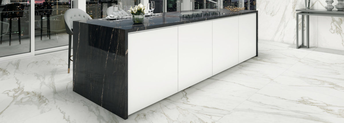 Ceralsio Worktops: Belvedere Black