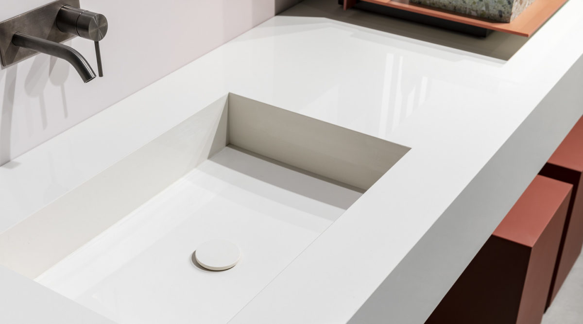 Florim Stone: Color White