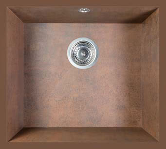 450 x 400mm Neolith Sink